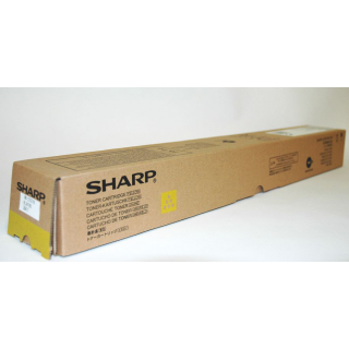Sharp MX-27GTYA Toner gelb