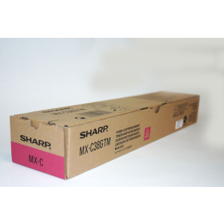 Sharp MX-C38GTM Toner magenta