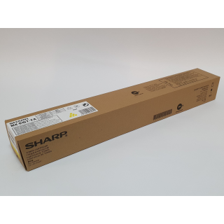 Sharp MX-61GTYA Toner gelb